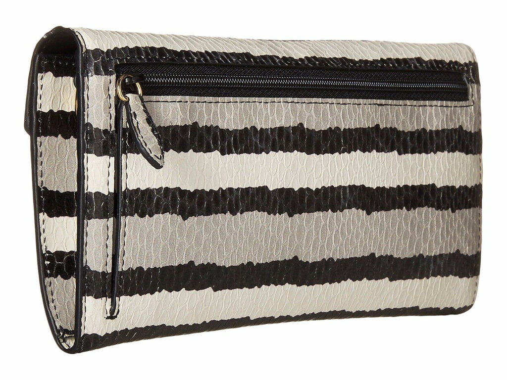 Lodis Montserrat Nina Chain Crossbody Clutch Grey
