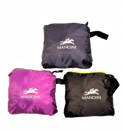 Mancini Packable Duffel Bag