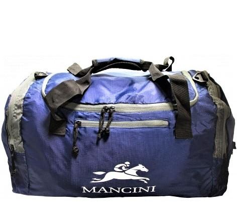 Mancini Packable Duffel Bag Navy