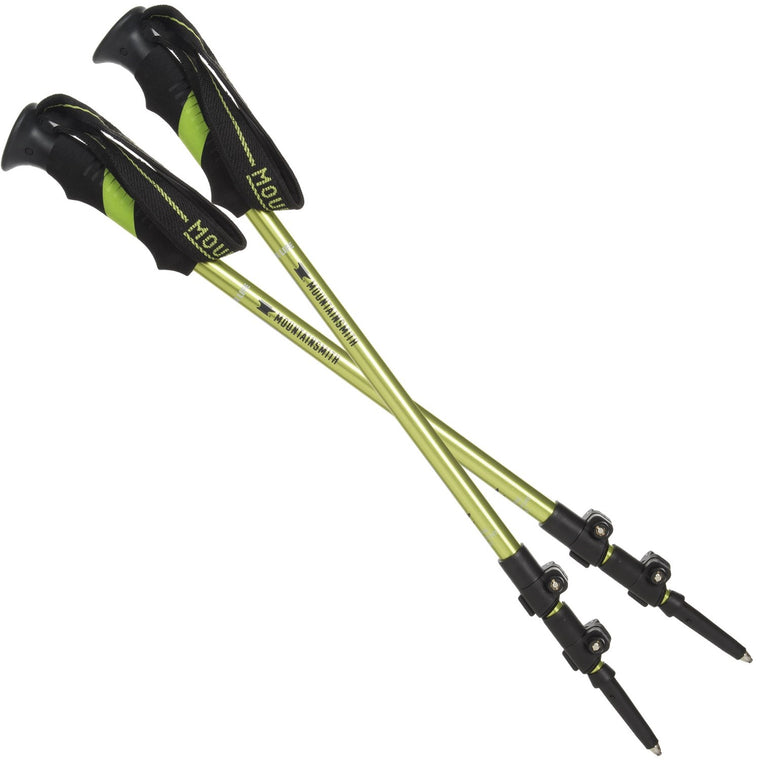 Mountainsmith Roamer Trekking Poles Macaw Green