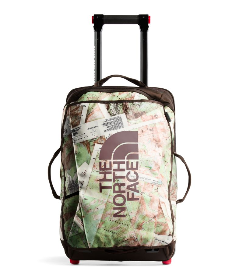 Northface Rolling Thunder 22 Carry-on Topo Map