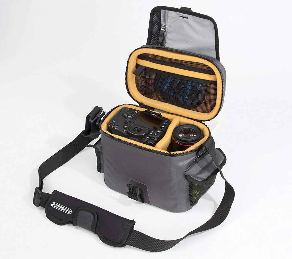 Ortlieb Digi-Shot Medium Size Camera Bag Grey