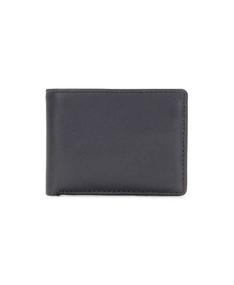 Patricia Nash Lucca Double Billfold Wallet Black