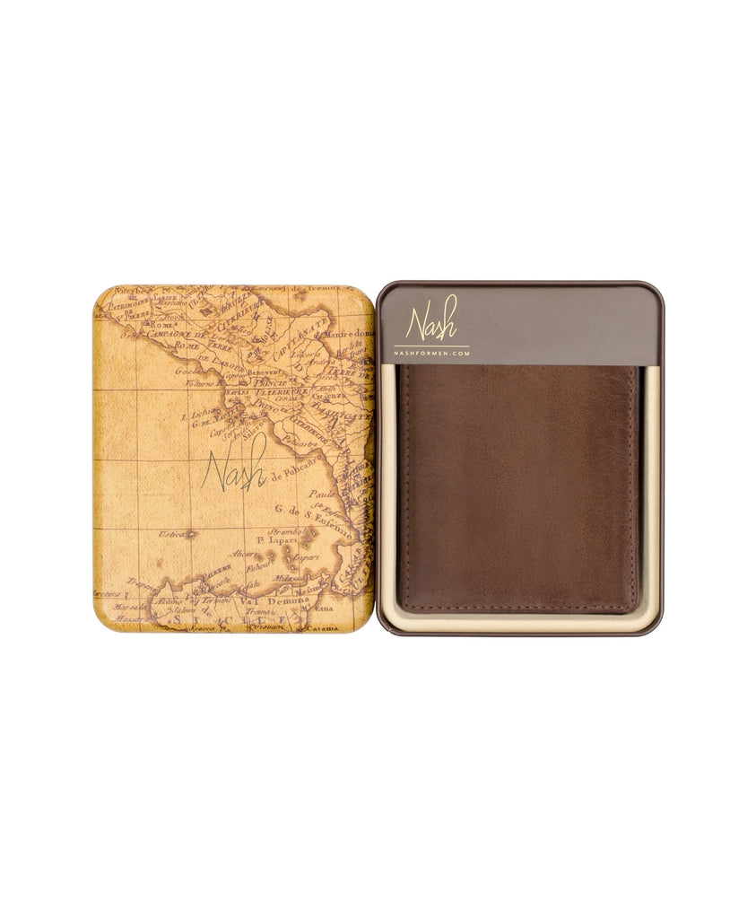 Patricia Nash Vintage Leather Wallet Packaging