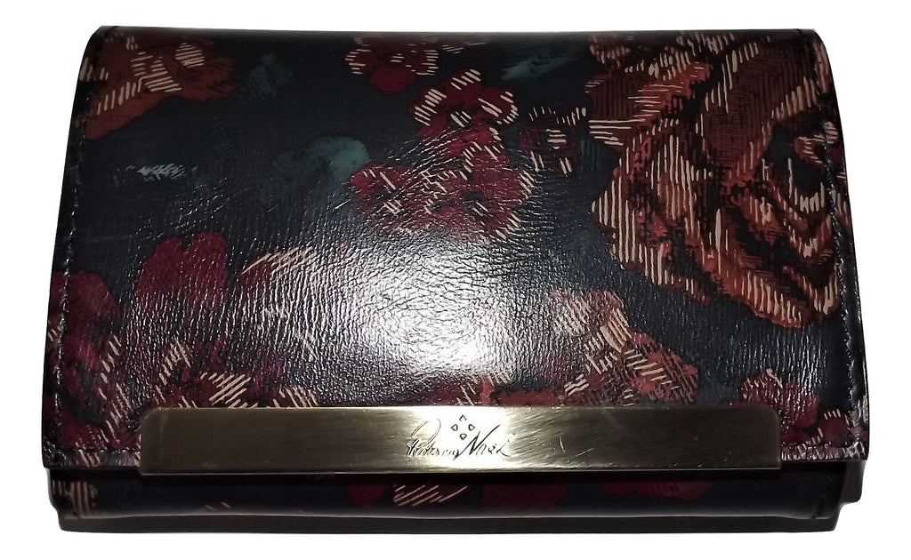 Patricia Nash Cametti Wallet Fall Tapestry