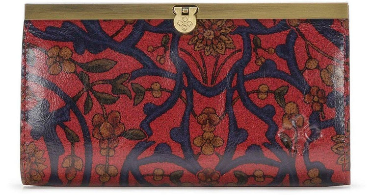 Patricia Nash Cauchy Wallet Vintage Tapestry