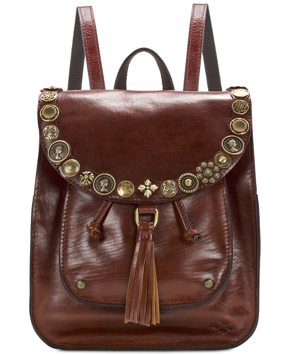 Patricia Nash Renaissance Coin Jovanna Backpack