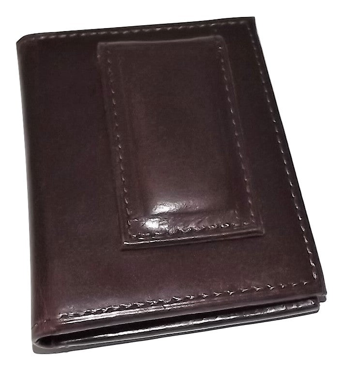 Paul & Taylor RFID Bifold Front Pocket Money Clip Wallet