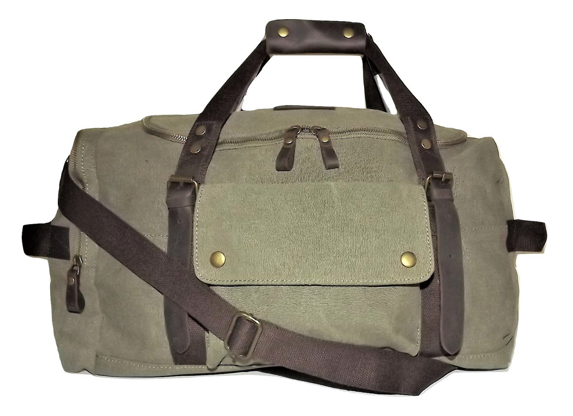 Portland Baggage Co. Field Excursion Multi Pocket Duffel