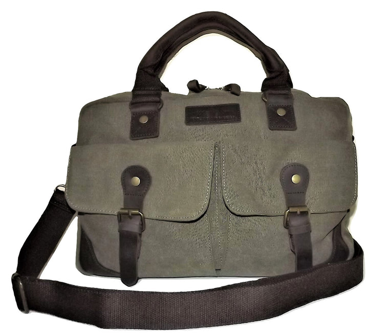 Portland Baggage Laptop Brief Bag Olive