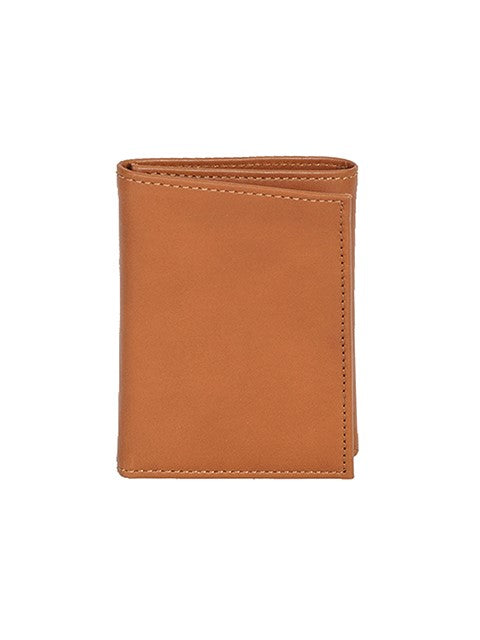 Scully Trifold Wallet Tan