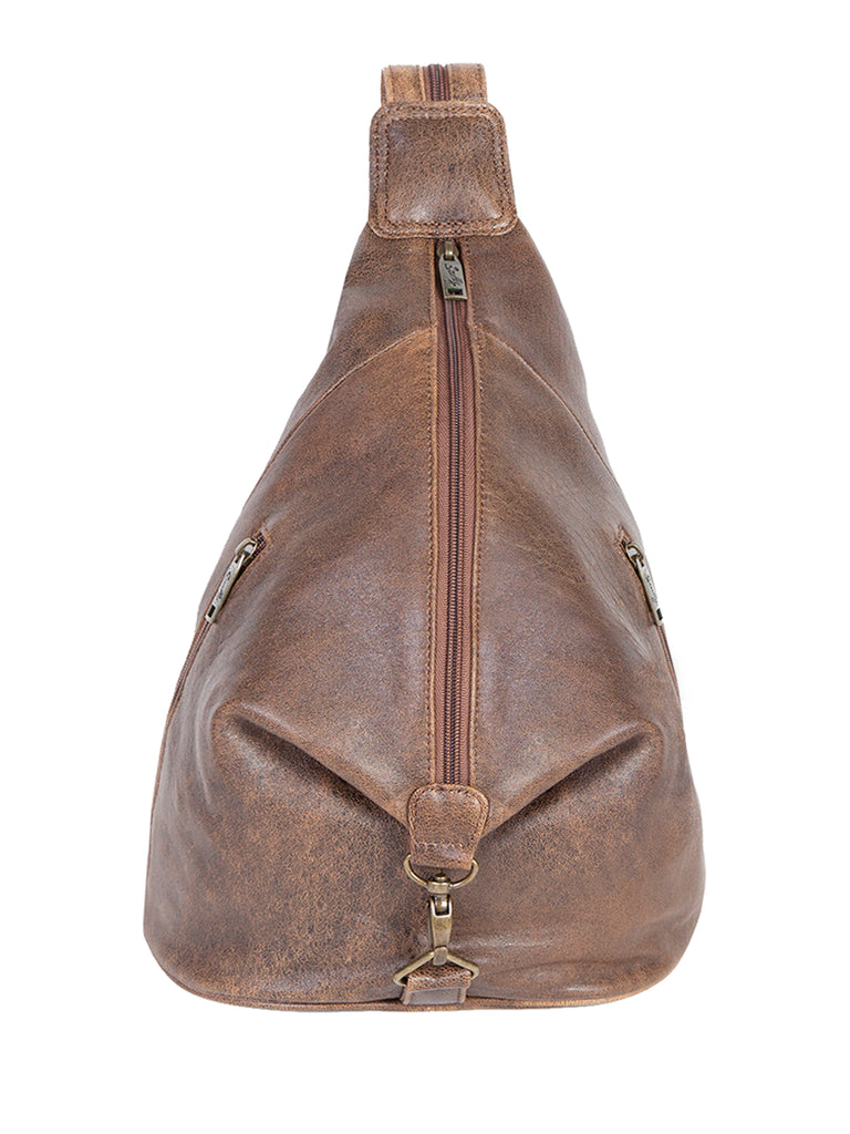 Scully Aero Squadron Convertible Sling/Backpack Shoulder Bag