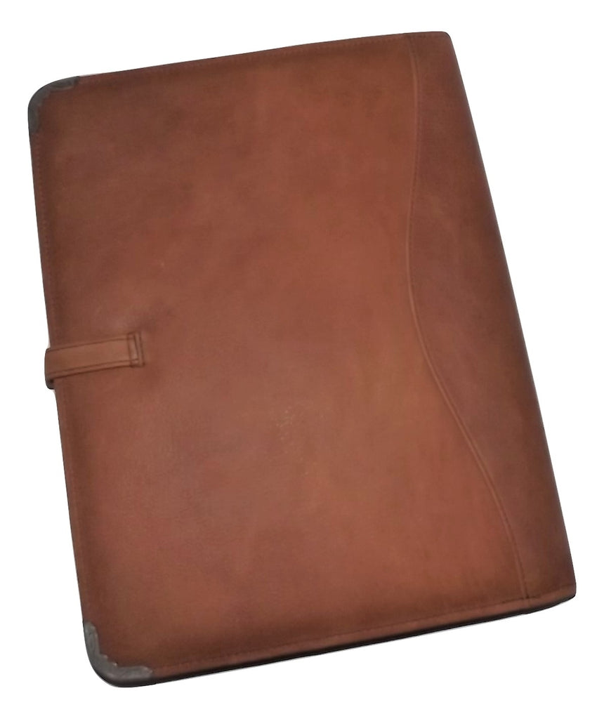 Scully Old West Letter Pad Brown