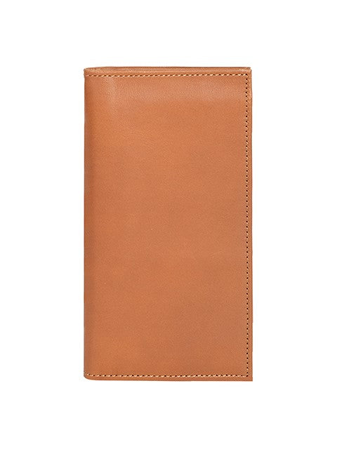 Scully Ranger Breast Pocket Secretary Wallet Tan