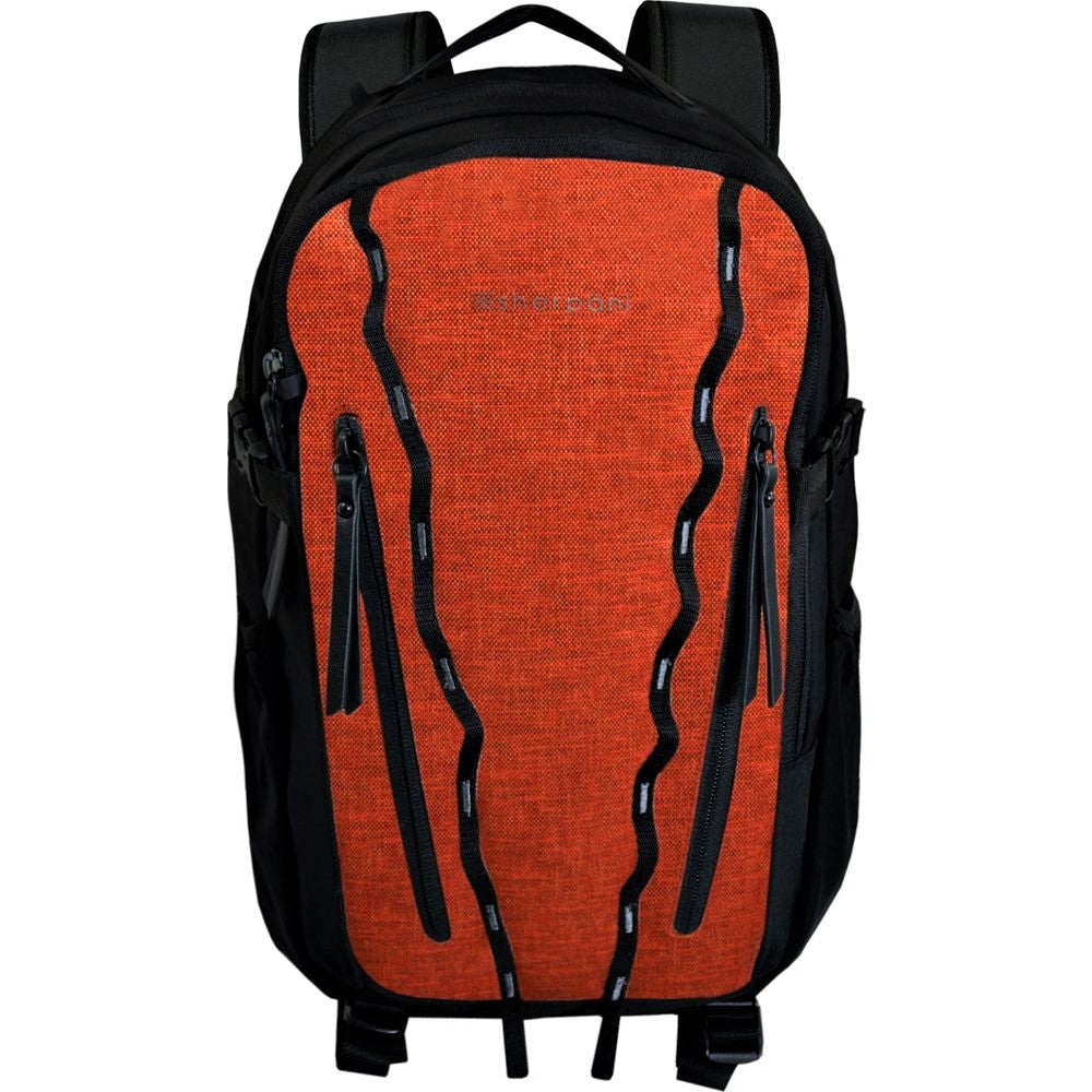 Sherpani Quest Anti-Theft Backpack Sterling