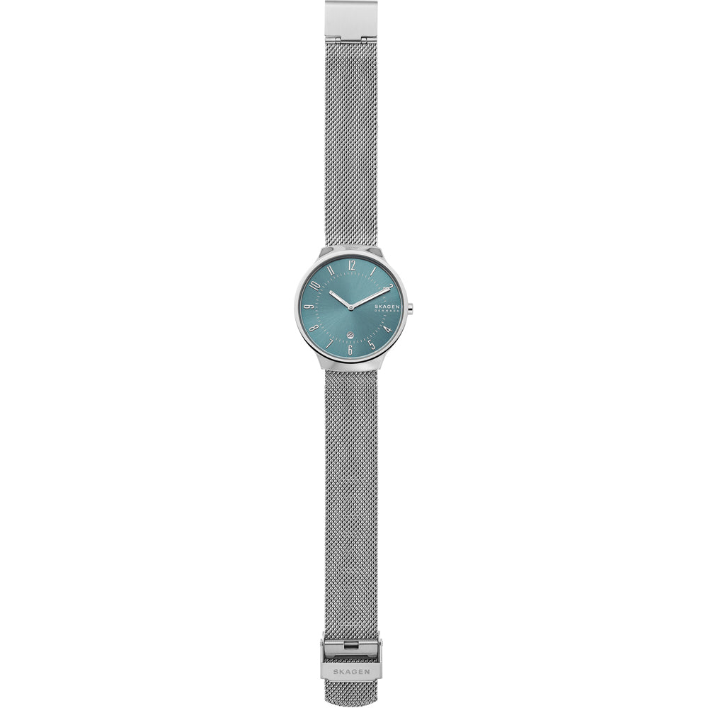 Skagen Grenen Slim Stainless Steel Watch