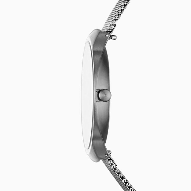 Skagen Grenen Slim Stainless Steel Watch SKW6517