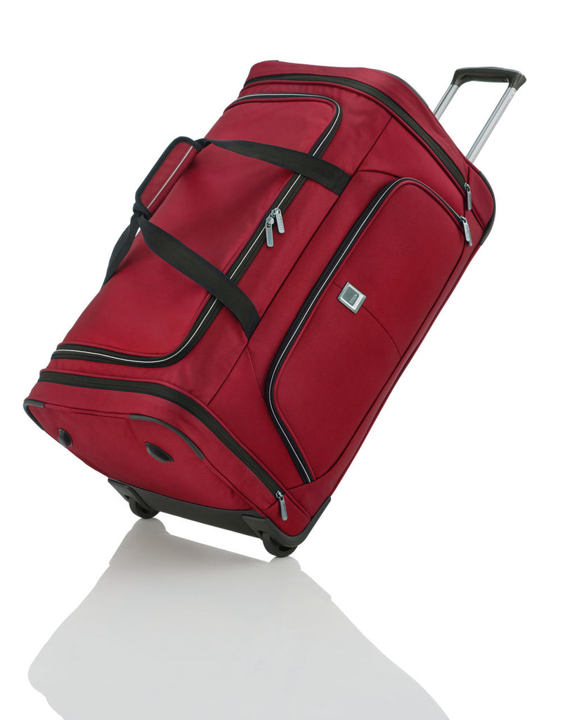 "Titan Nonstop 27"" Wheeled Duffel Trolley Red"