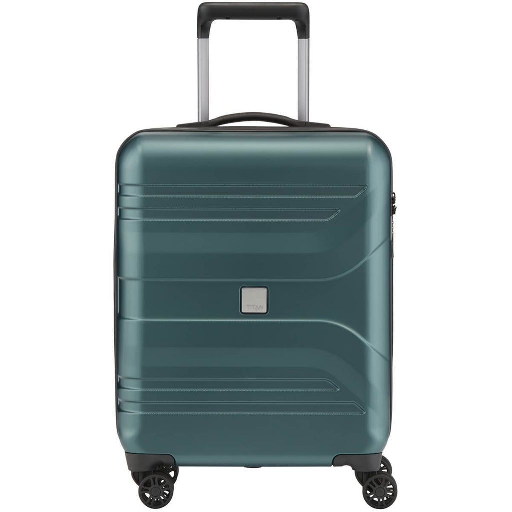 "Titan Prior 22"" Carry-on Luggage Deep Petrol"