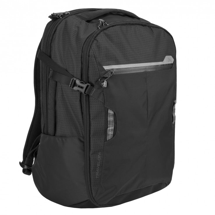 Travelon Active Anti-Theft Carry-on Weekender Backpack Black