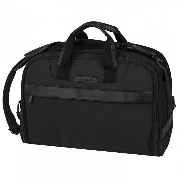 "Travelon Classic Plus Anti-Theft 18"" Weekender Duffel Black"