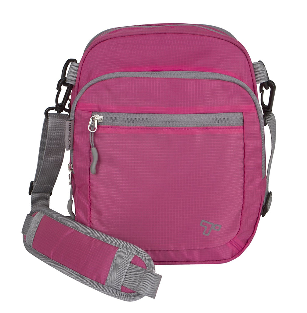 Travelon Compact Convertible Crossbody Bag
