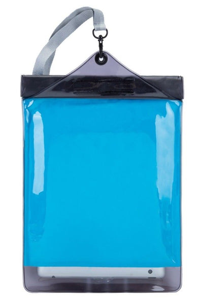 outlet store 01445 c5638 Travelon Multi-Purpose Waterproof Floating Pouch for iPad Tablet Smartphone  Blue