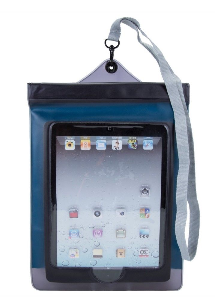 Travelon Multi-Purpose Waterproof Floating iPad Tablet Pouch