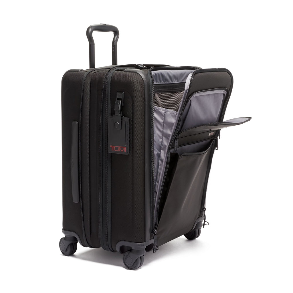 Tumi Alpha Continental Carry-on Spinner