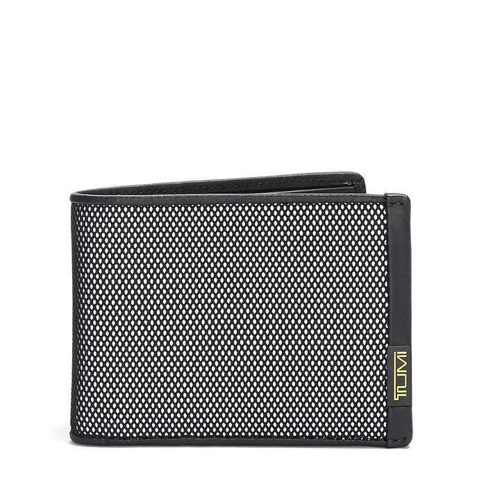 Tumi Double Billfold Reflective Bright