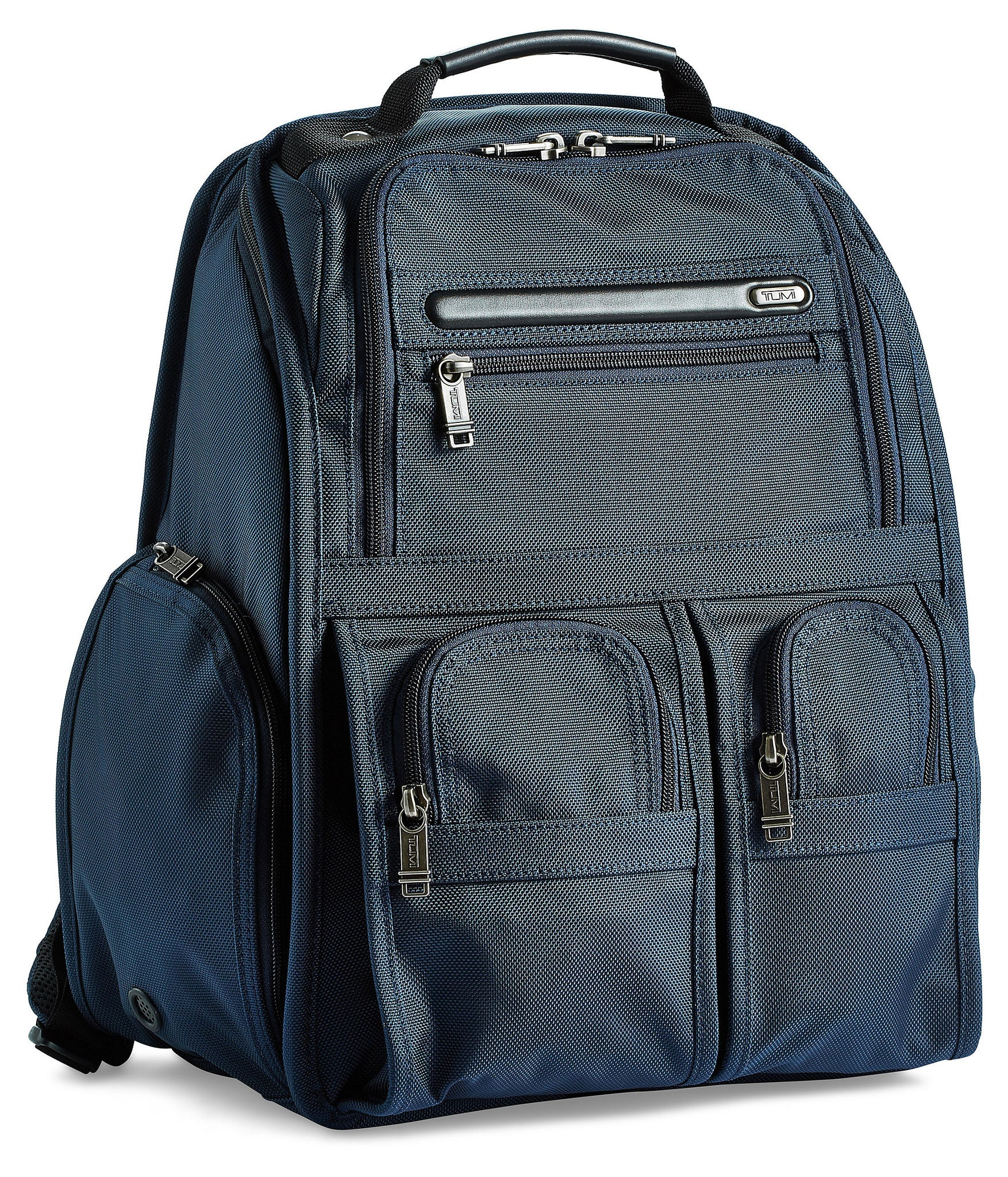 Tumi Alpha Bravo Compact Brief Backpack Laptop Business Backpack ...