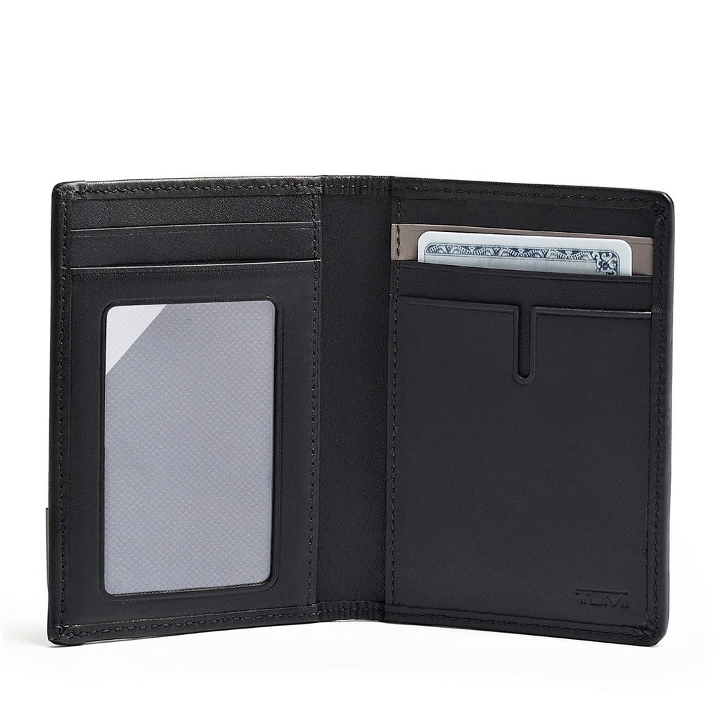 Tumi Alpha Multi Window ID Card Case Grey Highlands