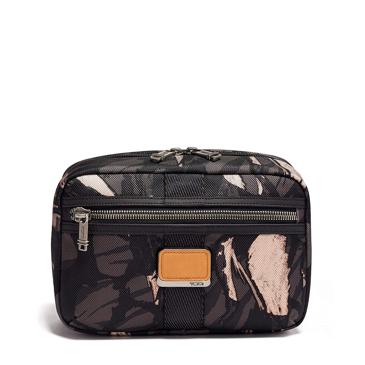 Tumi Bravo Reno Toiletry Kit Grey Highlands