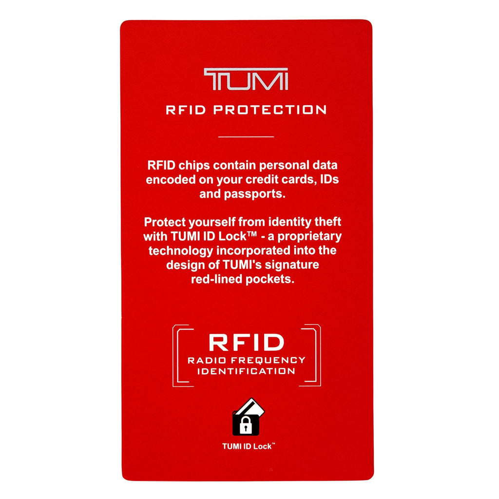 Tumi Alpha RFID Protection