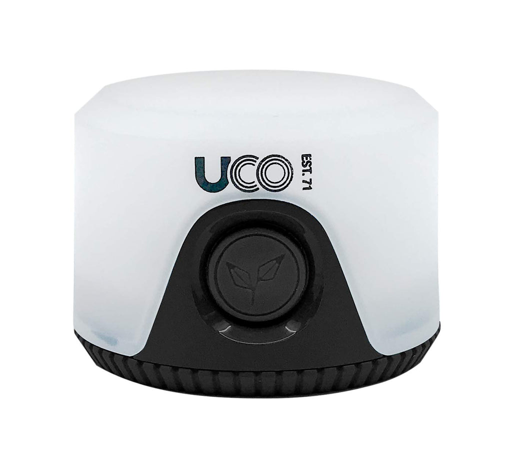 UCO Gear Sprout Compact Travel Hanging Lantern Black