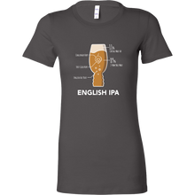 English IPA Grain Bill T-Shirt