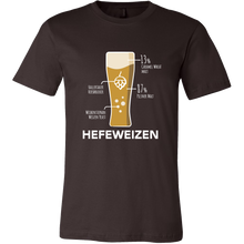 Hefeweizen Grain Bill T-Shirt