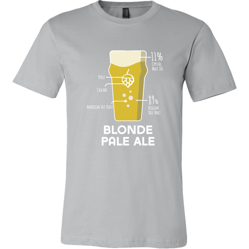 Blonde Ale Grain Bill T-Shirt