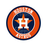 Astros Ready to Press Transfer or Sublimation
