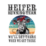 Heifer Running Team