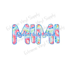 Mother's Day Ready to Press Transfer or Sublimation