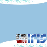 "Iris Solid Heat Transfer Vinyl Yard 20""x36"""