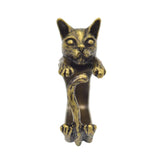 FREE SHIPPING! Cuddly Vintage Cat Ring