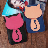 Universal Lovely Cat Pouch