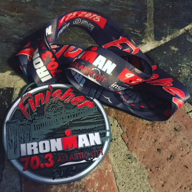 Ironman 70.3 Atlantic City Race Recap