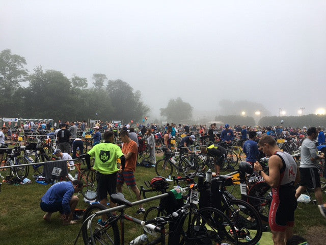 2017 Wyckoff - Franklin Lakes Triathlon