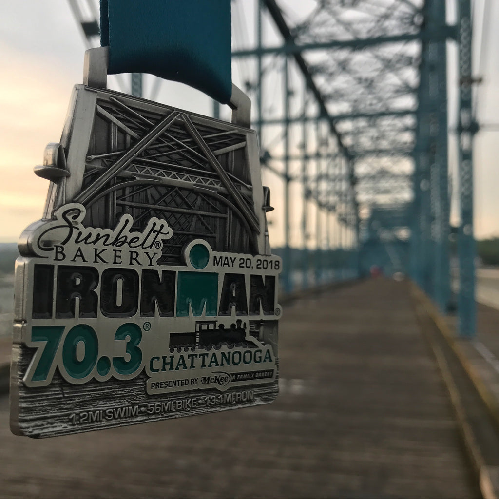 Race Recap: Ironman 70.3 Chattanooga