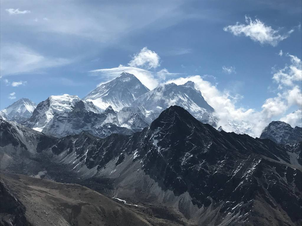 Everest Circuit and Cho La Pass,  Nepal – Stunning Vistas and Wonderful People