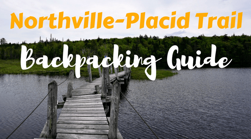 "<div style=""text-align: center;"">Northville-Placid Trail Backpacking Guide</div>"