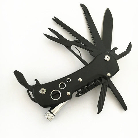 14-in-1 Stainless Steel Multi-Tool